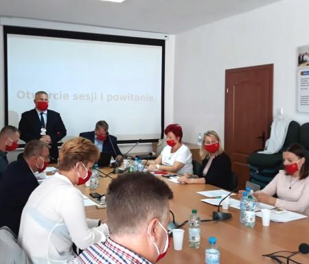 XXV sesja Rady Gminy Potęgowo