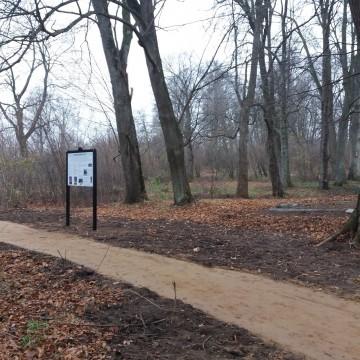 Zakończona realizacja inwestycji w parku w Skórowie