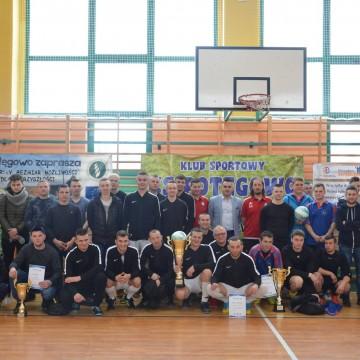 Zaproszenie na III Otwarty Turniej Halowej Piłki Nożnej o Puchar Wójta Gminy Potęgowo