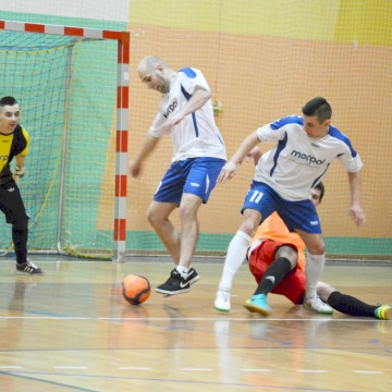 II Otwarty Turniej Halowej Piłki Nożnej o Pyuchar Wójta Gminy Potęgowo
