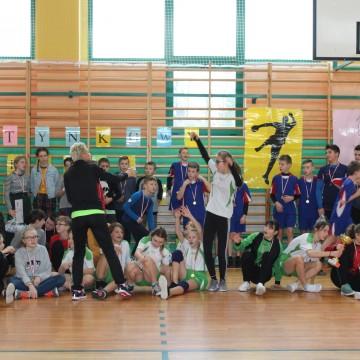 Walentynkowy Turniej Piłki Ręcznej w SP w Potęgowie