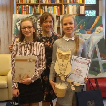 Kolejny sukces recytatorów ze Szkoły Podstawowej w Łupawie