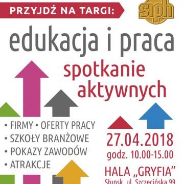 Targi pracy w Słupsku