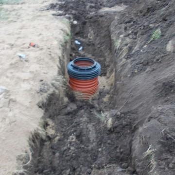 nowe podłączenie do sieci kanalizacyjnej