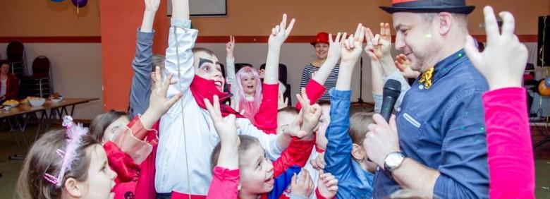 Impreza mikołajkowa i spotkanie seniorów w Łupawie