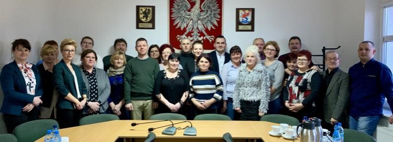 Niemal 2 mln zł na fundusz sołecki - podsumowanie kadencji sołeckiej 2015 - 2018